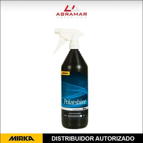 Polarshine Composto Polidor Nano Wax 1 Litro Fino -  Mirka
