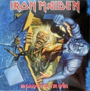 Iron Maiden No Prayer For The Dying Vinilo