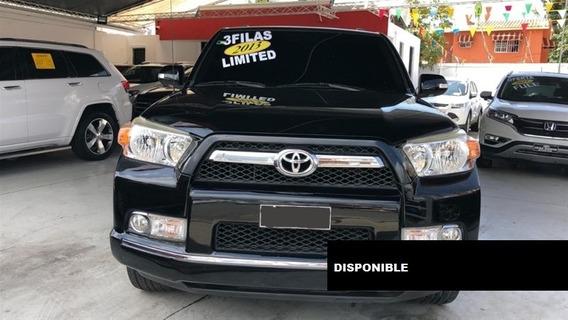 Toyota 4 Runner Sr5 13 Negro