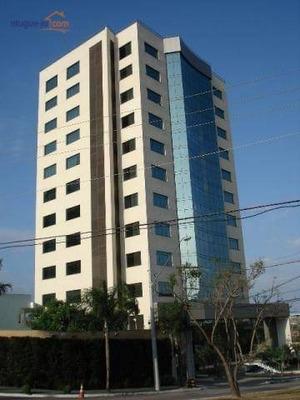 Sala Para Alugar, 40 M² Por R$ 1.000/mês - Jardim Aquarius - São José Dos Campos/sp - Sa0393