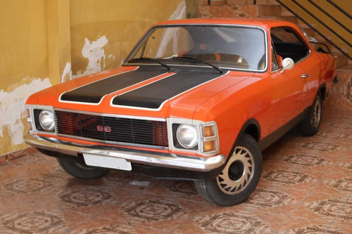 Imagem 1 de 15 de Chevrolet Opala Gm 4cc 151-s Caracterizado Ss