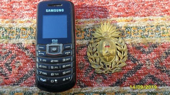 Antigua Insignia Escudo Gorra En Bronce Policía Militar Bis
