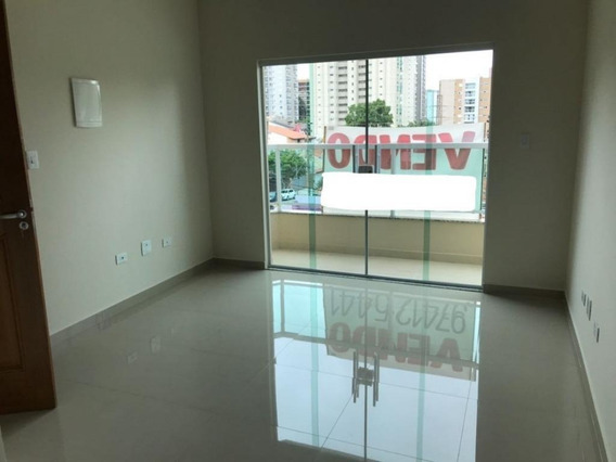 Cobertura Com 3 Dormitórios 1 Suite E 2 Vagas À Venda, 180 M² Por R$ 795.000 - Vila Alpina - Santo André/sp - Co0806