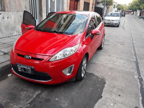 Ford Fiesta Kinetic Design 1.6 Design 120cv Titanium 2013