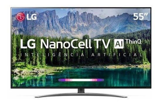 Smarttv 4k Lg 55 Nanocell Ai 4kma Dolby 55sm8600psa