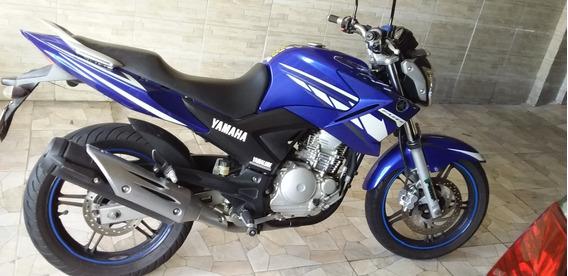 Yamaha Fazer Blue Racing