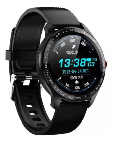 L9 Smartwatch Relógio Eletrônico  Original Lenfo