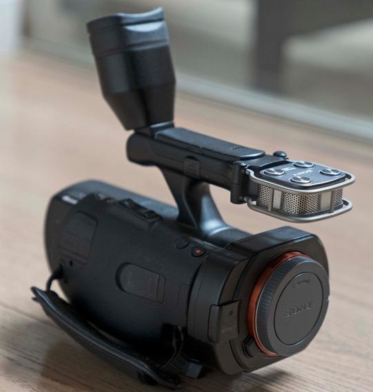Filmadora Sony Nex Vg900 + Lente 16mm 2.8