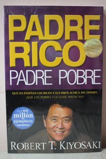 Libro Padre Rico Padre Pobre, Robert T. Kyosaki