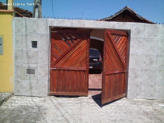 Casa Para Venda Em Praia Grande, Balneario Maracana, 3 Dormitórios, 2 Banheiros, 5 Vagas - 626