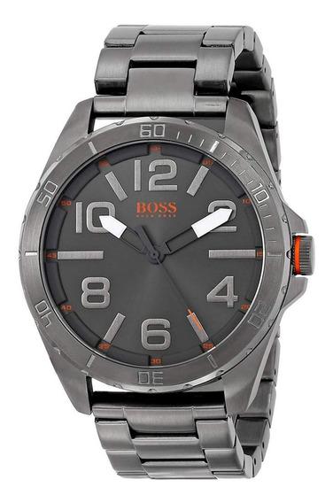 Relojanálogo Marca Hugo Boss Modelo: 1513299 Color Gris Para