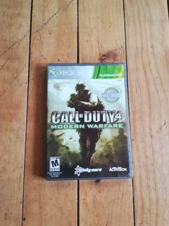 Call Of Duty Modern Warfare 4 Xbox 360. Envios A Todo Chile