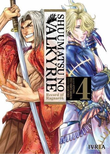Manga - Shuumatsu No Valkyrie 04 - Xion Store