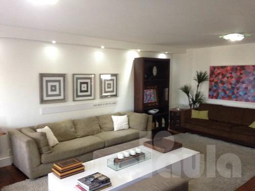 Imagem 1 de 14 de Vila Bastos Apartamento De 190m² - 1033-4633