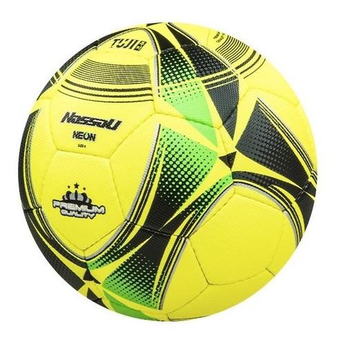 Pelota Nassau Papi Futbol 5 Futsal Indoor Tuji N 4 Baby Sala