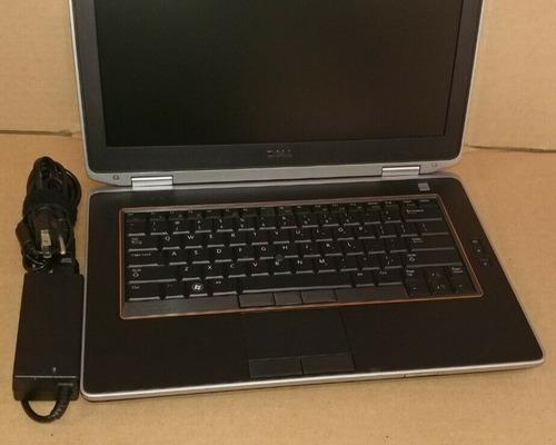 Notebook Dell E6420 8gb Ram I5