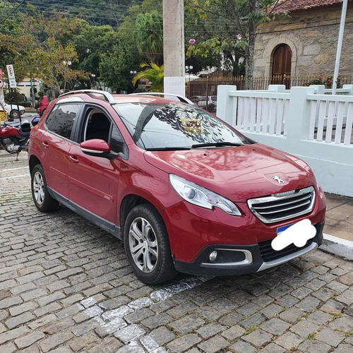 Imagem 1 de 15 de Peugeot 2008 2017 1.6 16v Allure Flex 5p