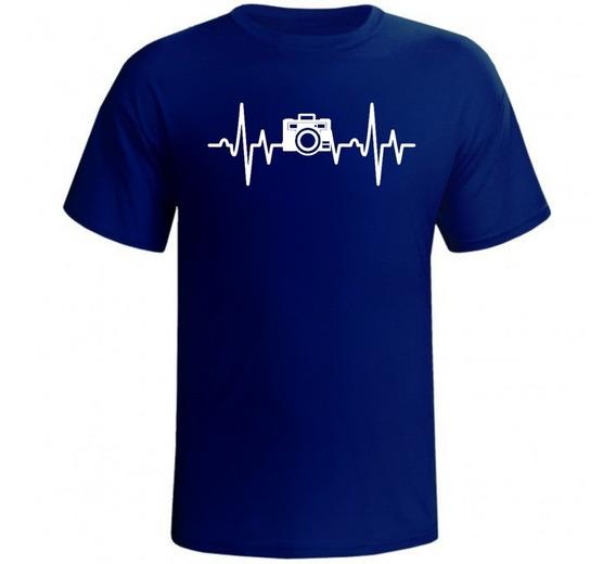Camiseta Camisa Fotografo Fotografia Personalizada