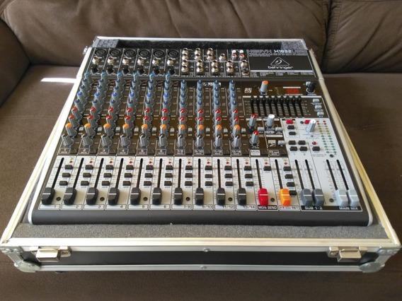Vendo - Mesa De Som Behringer Xenyx X1832 Usb + Case