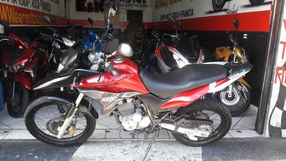 Honda Xre 300 Vermelha Gasolina 2012
