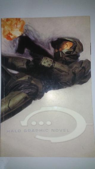 Hq Halo Graphic Novel
