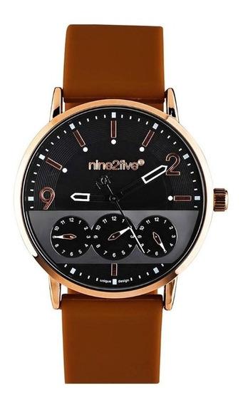 Reloj Nine2five Para Caballero Afw19t15cfngs1 Café