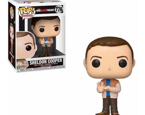 Funko Pop Sheldon Cooper Tbbt