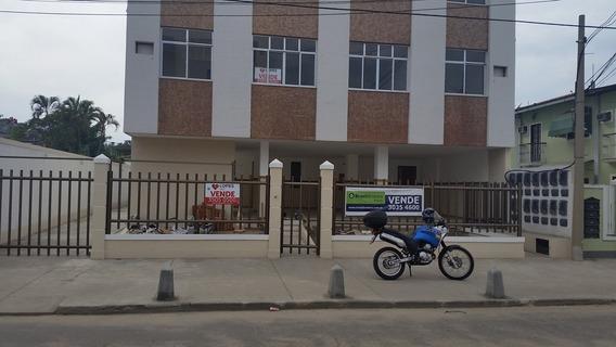 Apartamento Para Venda No Colubandê Em São Gonçalo - Rj - 159
