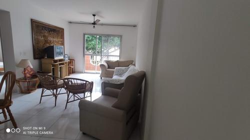 Imagem 1 de 15 de Apartamento A Venda No Bairro Parque Enseada Em Guarujá - - 214-1