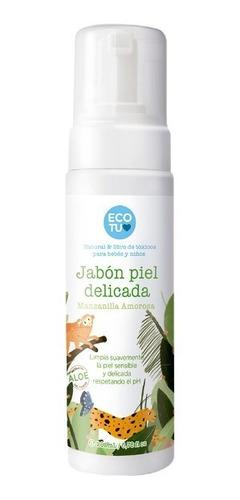 Jabón Espumante Manzanilla - 200 Ml