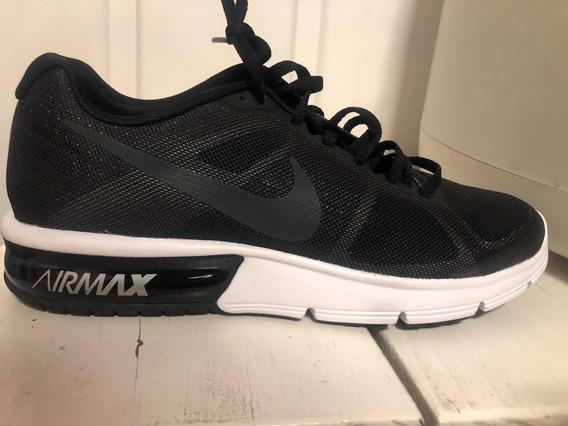 Zapatillas Nike Airmax Fitsole Us 7 25cm Sin Uso