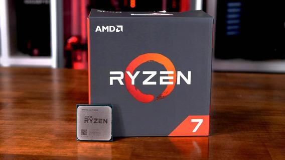 Processador Amd Ryzen 7 1800x - Frete Grátis