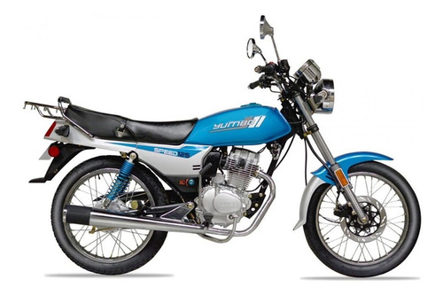 Yumbo Speed 125 Motos Moto Nueva 0km 2021 Fama