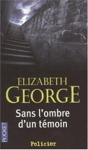 Imagen 1 de 1 de Sans L'ombre D'un Témoin. Elizabeth George