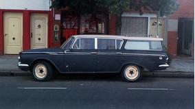 Rambler Cross Country 1962 (motor Tornado Coupé Torino 71