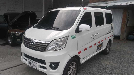 Mini Van Changan Motor 1.243 Modelo 2015