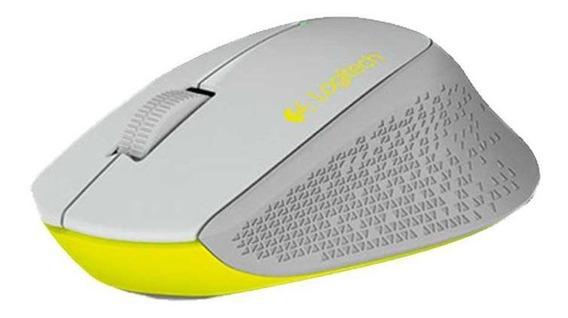 Mouse Sem Fio 2,4ghz M280 Prateado