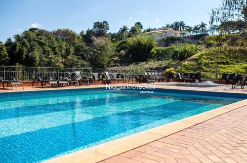 Casa Com 4 Suítes À Venda, 451 M² Por R$ 3.196.000 - Gramado - Campinas/sp - Ca0414