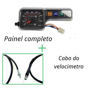 Painel Completo P/ Honda Xr 200 Chicote Lampada.