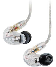 Fone In Ear Shure Se215 - 6 Meses Garantia - 20 Vendidos