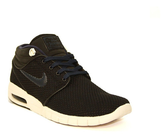 Zapatillas Nike Hombre Sb Janoski Air Max Mid Negro Azul