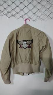Chamarra Harley Davidson Termica Corte Bomber, De Mujer, Sm