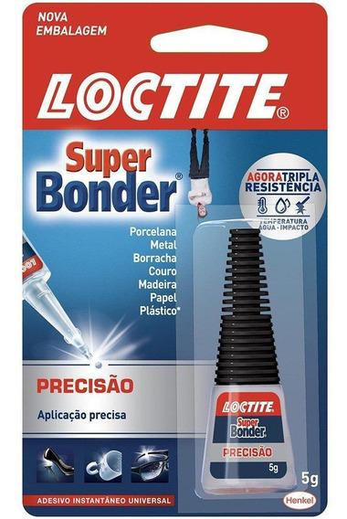 Cola Precisão Super Bonder 5g Loctite Henkel