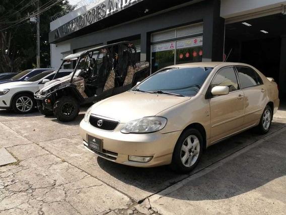 Toyota Corolla Gli Mecanica 2005 1.8 Fwd 408