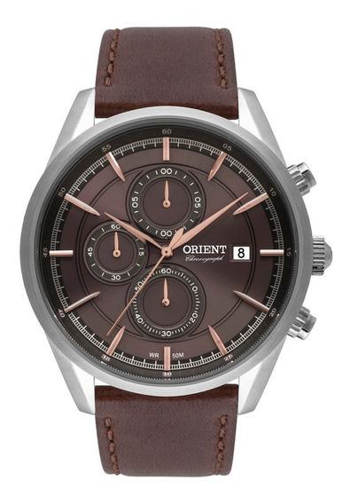 Relógio Orient Masculino - Mbscc053 N1nx
