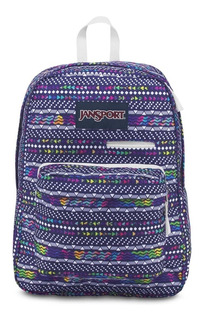 Mochila Jansport Digibreak Tribal Wave 25l T50f35n