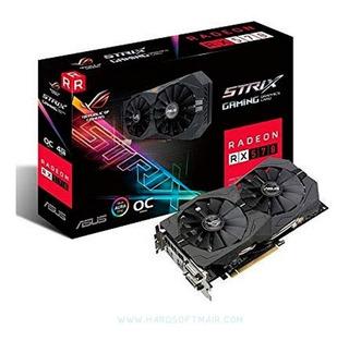 Tarjeta De Video Asus Strix Rx 570 4gb Gddr5 256bits Gaming