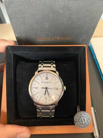 Reloj Baume & Mercier Classima Gmt Automático