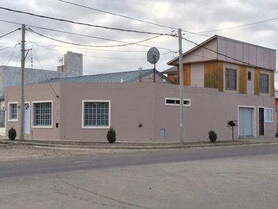 Casa Más Departamento En Comodoro Rivadavia