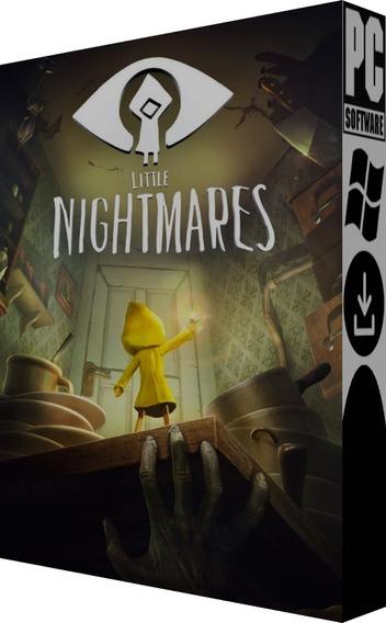 Little Nightmares - Pc - Mídia Digital